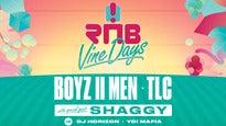 More Info AboutRNB Vine Days - TLC & Boyz II Men (General Admission)