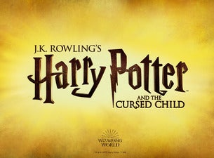 Harry Potter and the Cursed Child Parts One and Two (Melbourne)