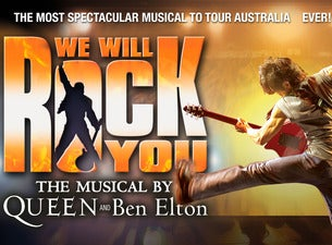 We Will Rock You Tickets | Musicals Show Times & Details ...