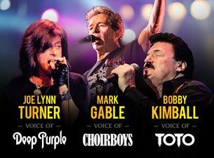 Legend Voices of Rock Tour