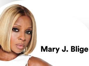 Mary j blige tour dates