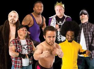 Midget wrestling league