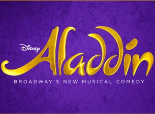 Aladdin - The Musical Tickets