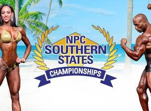 NPC Southern States Bodybuilding Championships