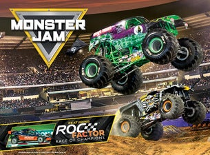 FREQUENTLY ASKED QUESTIONS AND ANSWERS events, Monster Jam trucks will face off in four different forms of competition – Monster Jam Wheelies, Racing, Donuts and the coveted Freestyle competition. Wheelie competition Please contact the Ticketmaster Groups .