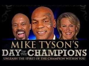 Mike TysonTickets