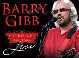 Barry GibbTickets