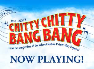 Chitty Chitty Bang Bang Tickets