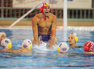 Fina Water Polo Tickets
