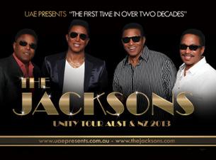 The JacksonsTickets