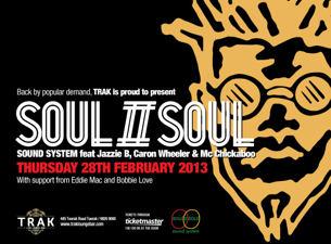 Soul II SoulTickets