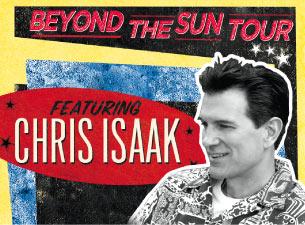 Chris IsaakTickets