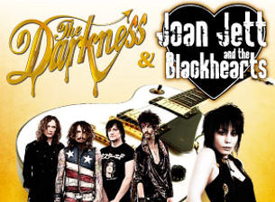 The Darkness and Joan JettTickets