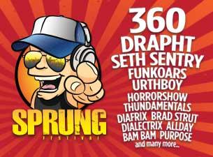 Sprung FestivalTickets