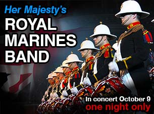 Band of Her Majesty's Royal Marines