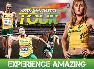 Australian Athletics TourTickets