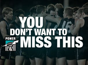 Port Adelaide Tickets