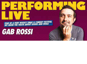 Gabriel Rossi Tickets