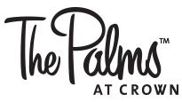 Logo for The Palms at Crown Melbourne