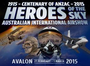 Australian International AirshowTickets