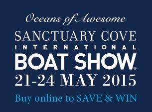 Sanctuary Cove International Boat ShowTickets