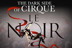 Le Noir...the Dark Side of Cirque