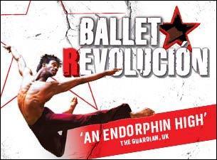 Ballet RevolucionTickets