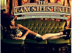 The Gangsters' Ball Tickets