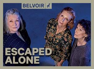 Escaped Alone - Preview