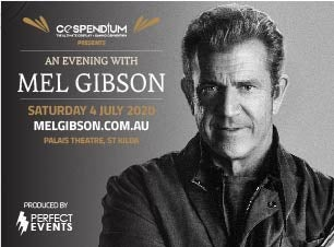 An Evening With Mel Gibson