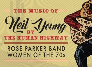 Neil Young by the Human Highway