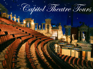 Capitol Theatre Guided Tours