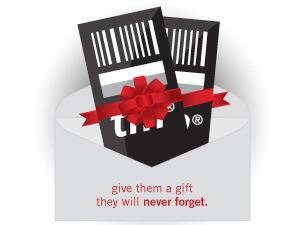 Ticketmaster Gift Vouchers