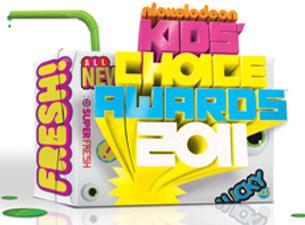 Nickelodeon Kids' Choice AwardsTickets
