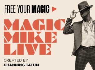 More info aboutMagic Mike Live Venues