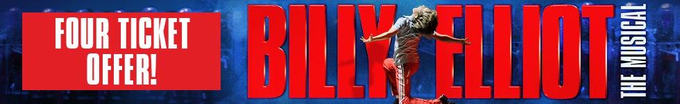 Billy Elliot | Social 4 Ticket Offer