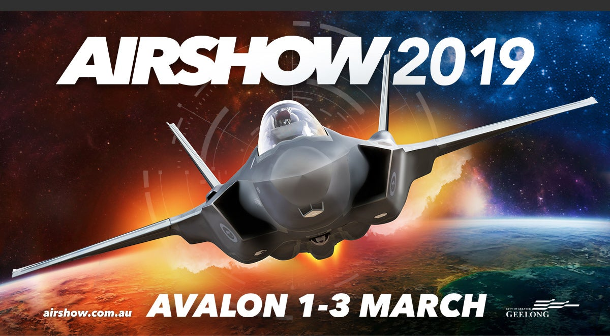 Australian International Airshow 2019, 1 - 3 March Avalon