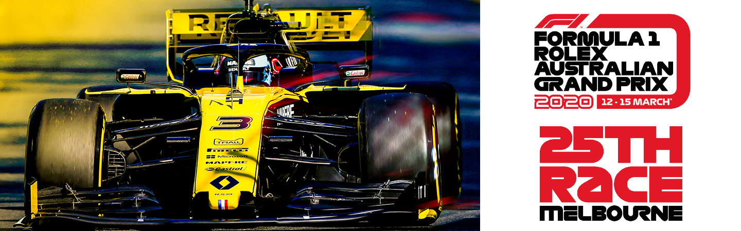 Australian GP, There Is Only One