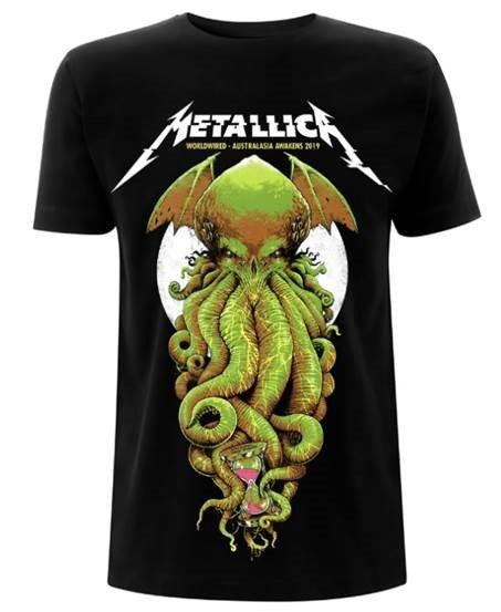 Metallica Worldwired Tour  Australia + New Zealand 2019  Buy