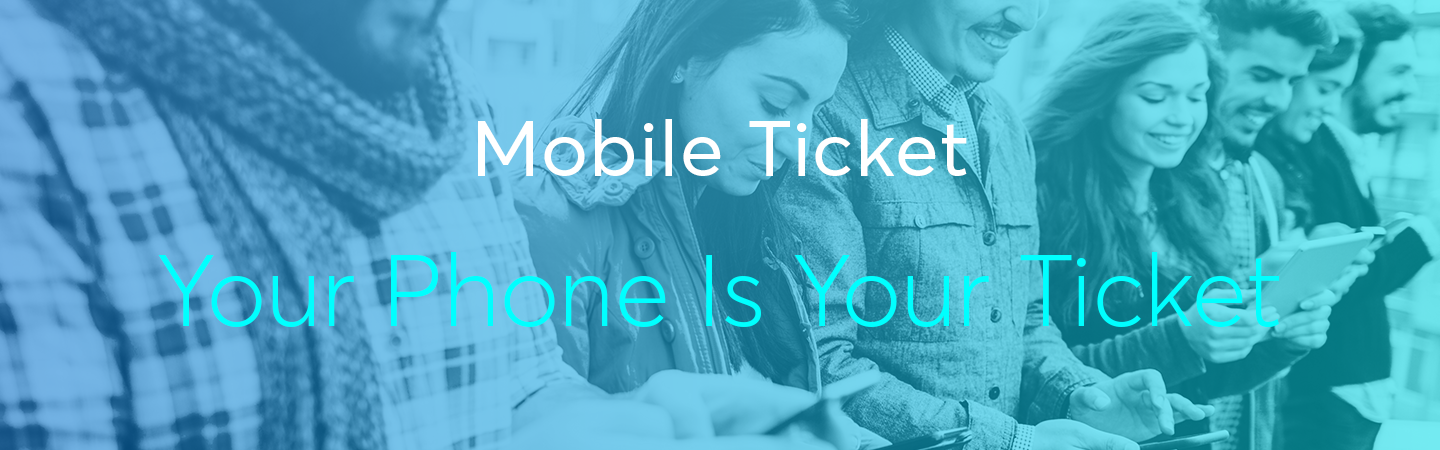 Ticketmater Mobile Tickets