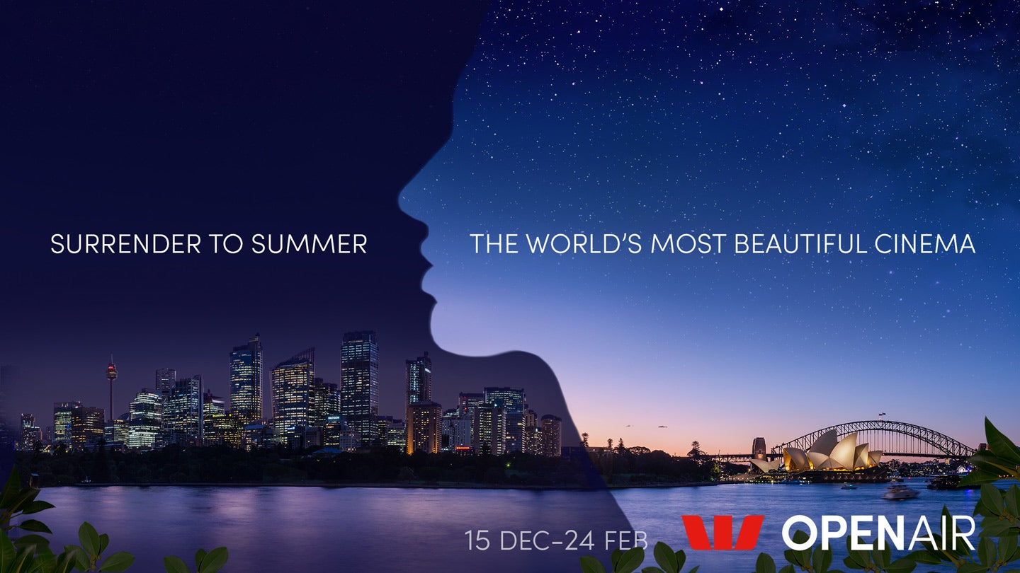 SURRENDER TO SUMMER, THE WORLDS MOST BEAUTIFUL CINEMA