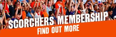 Scorchers Membership