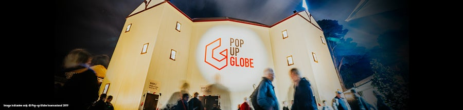 Pop Up Globe, Perth 2019