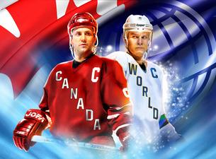 Haggar Hockey Hall of Fame Legends GameTickets