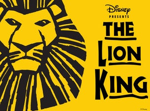 The Lion King Tickets We do not own or originate tickets like TicketMaster or a venue's box office. The secondary market is a