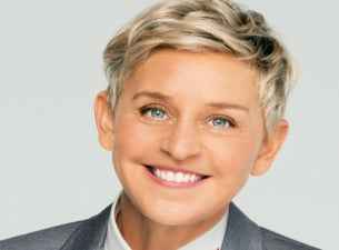 ellen degeneres tickets event dates schedule ticketmaster ca. Black Bedroom Furniture Sets. Home Design Ideas