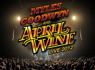 Myles Goodwyn Tickets