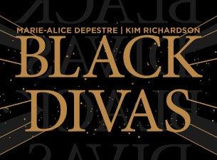 Black DivasTickets