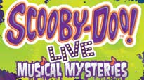 Scooby-Doo Live! Musical Mysteries Tickets