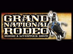 Grand National RodeoTickets